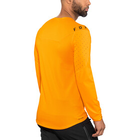 Fox Flexair Delta LS Jersey Herren atomic orange